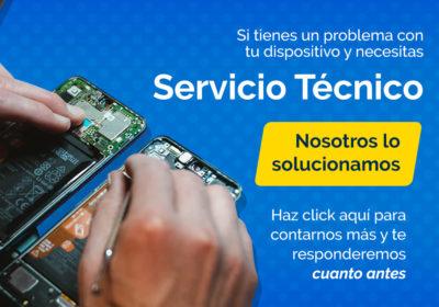 Servicio tecnico. Repara tu celular.