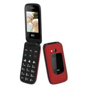 Telefono senior irt 3g especial para adulto mayor con botones